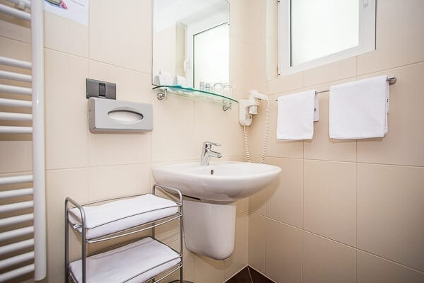 Hotel Vrilo toalet2