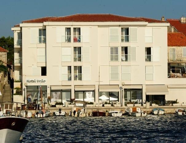 Hotel Vrilo ekterijer