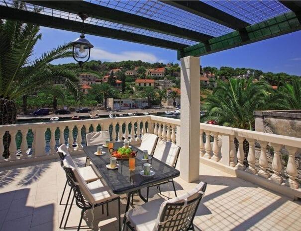 Villa Marija Splitska terasa